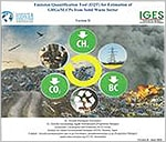 Emission Quantification Tool (EQT) for Estimation of GHGs/SLCPs from Solid Waste Sector
