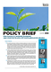 Green Economy for Sustainable Development: Japan should lead the policy shift towards global poverty alleviation