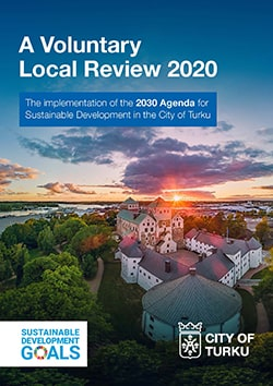 The implementation of the 2030 Agenda for Sustainable Development in the City of Turku