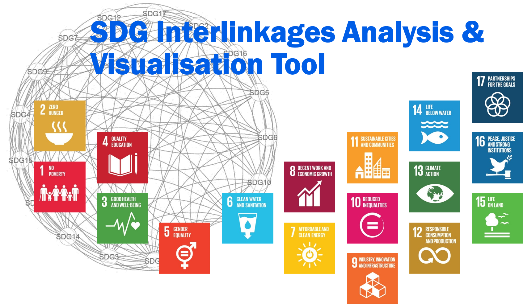 SDG Interlinkages Analysis & Visualisation Tool (V2.0)