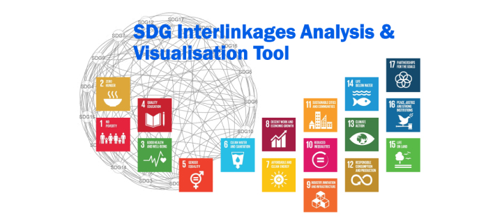 SDG Interlinkages Analysis & Visualisation Tool