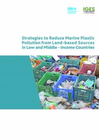 Strategies to Reduce Marine Plastic Pollution from Land-based Sources in Low and Middle - Income Countries