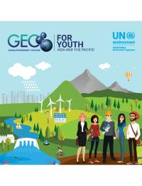 GEO6 Youth Asia-Pacific cover