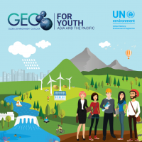 GEO Youth Asia-Pacific cover