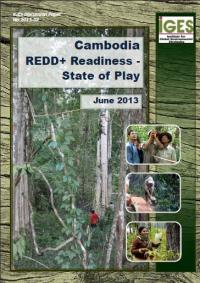 Cambodia REDD+ Readiness - State of Play June 2013