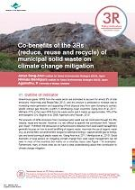 Co-benefits of the 3Rs (reduce, reuse and recycle) of municipal solid waste on climate change mitigation