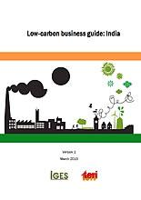 Low-carbon business guide: India