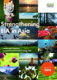 Strengthening EIA in Asia