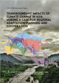 Regional adaptation planning and cooperation